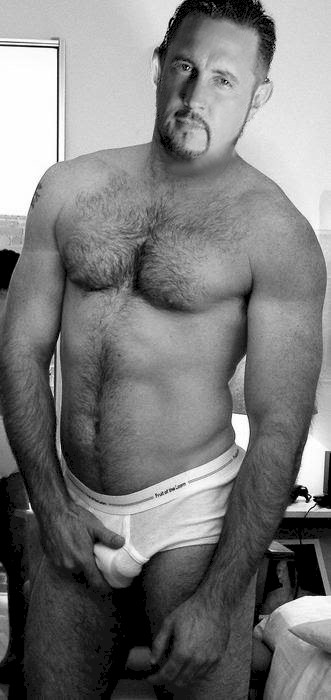 Brad armstrong naked